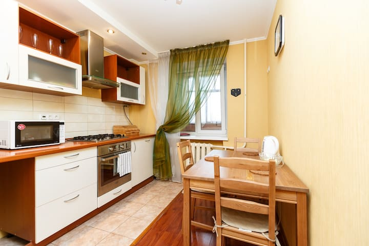 Comfortable and modern apartment! - Kazan