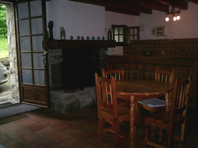 Chimney and Kitchen Bar