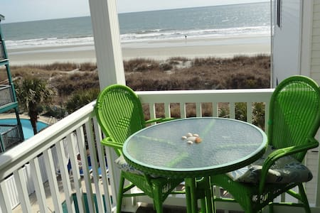 Oceanfront 2 BD, 2 BA Condo - North Myrtle Beach - Apartament