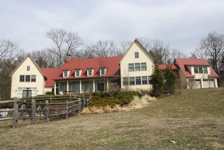 Hudson River Rhinebeck Estate!!