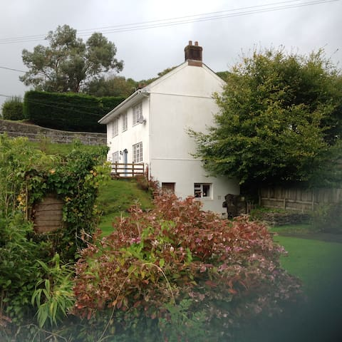 Greenfield Cottage, Llansteffan - Carmarthenshire - Hus