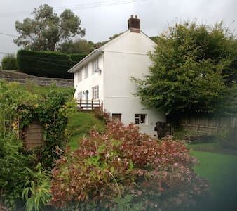 Greenfield Cottage, Llansteffan - Carmarthenshire
