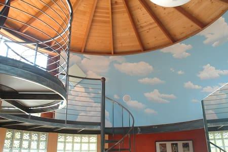 The Moon House: Artistic Retreat - Glen Ellen - Casa