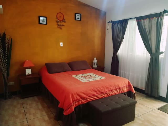 Habitación Equilibrio en San Pedro