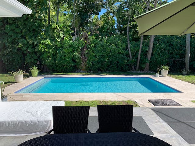 3 BEDROOM MIAMI HOME WITH A POOL !!!!