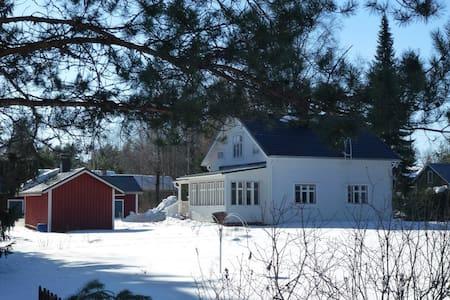 Charming villa near Tampere Finland