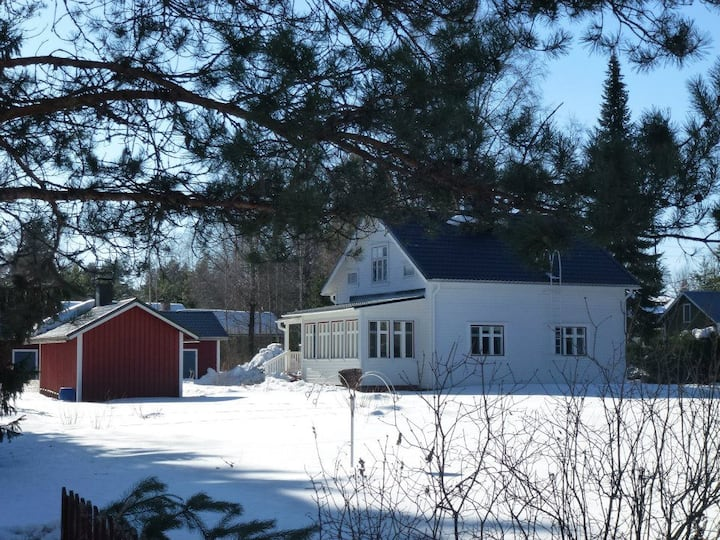 Charming villa near Tampere Finland