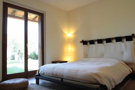 Room in villa close to Rome - Trevignano Romano - Villa