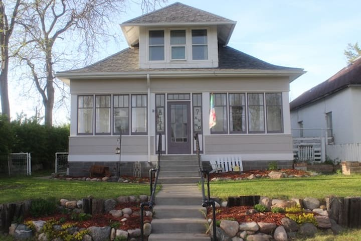 cute 1904 craftsman - Great Falls - Casa
