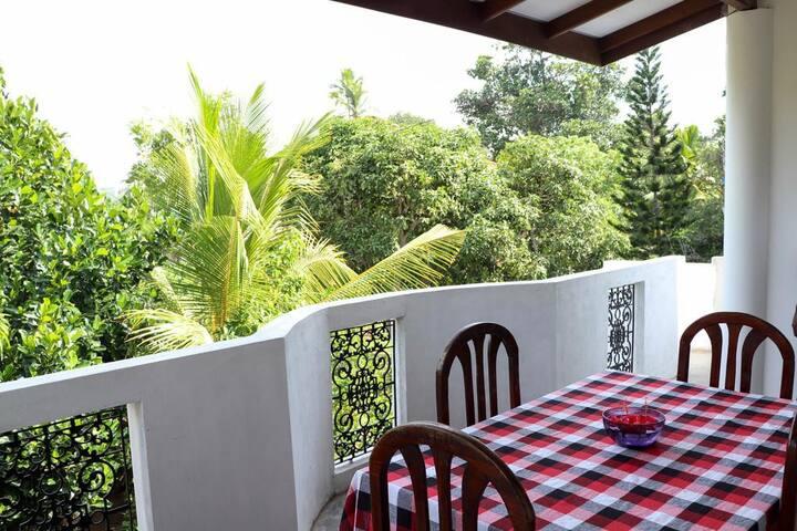 Вилла на острове Шри Ланка