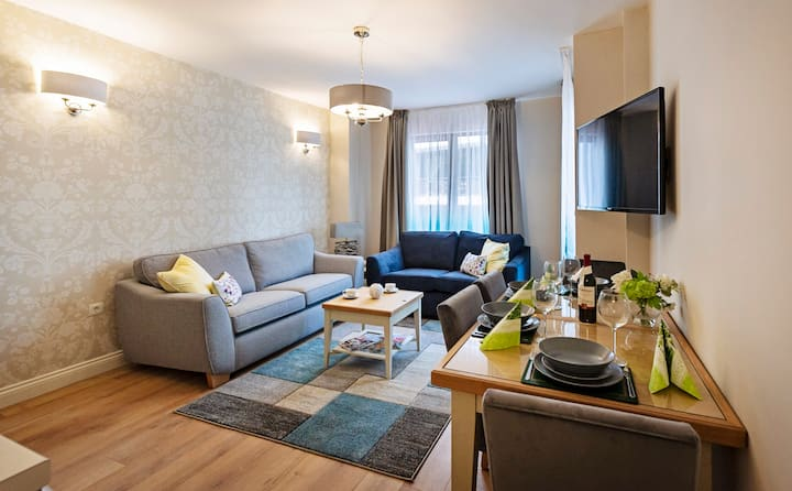 Predela LUX, 5*  quality, 2-bedroom ski apartment