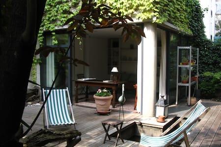 Paris Bambou Garden Studio - Neuilly Sur Seine - 住宿加早餐