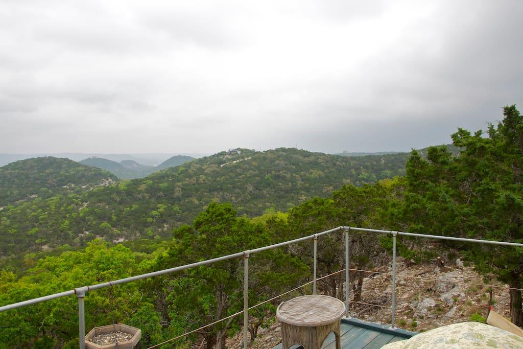 Views, views, views.