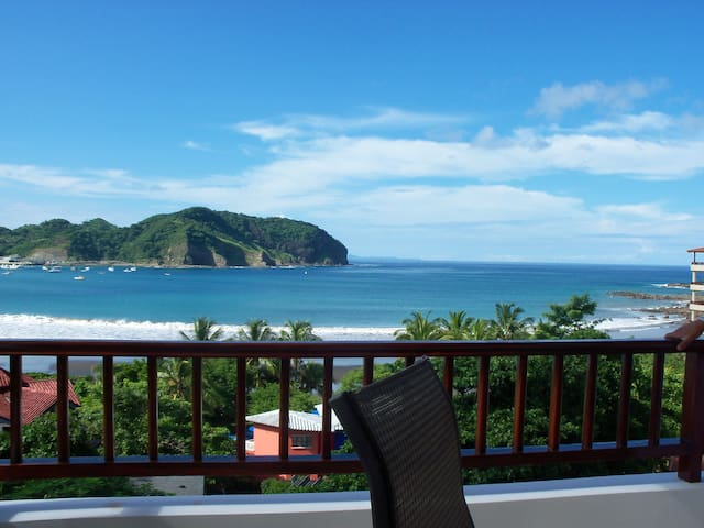 Luxury Beach Front Condo- 5th floor - San Juan del Sur - Apartment