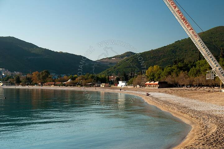 Closest Beach to the apartment- 900 meters