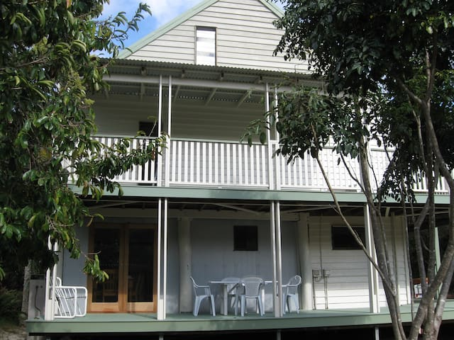 Cedar Lodge, Eurong Fraser Island Queensland Aust