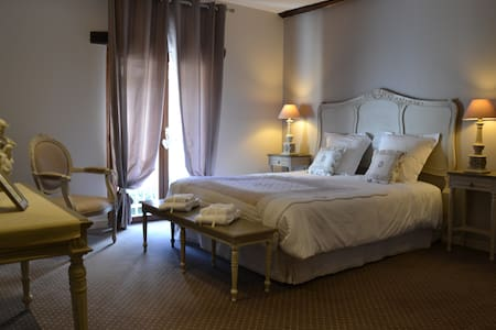 Amboise Closerie Saint Vincent B&B - Pocé-sur-Cisse - Guesthouse
