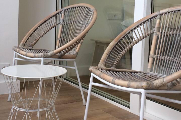 Un apartamento para disfrutar en Vigo