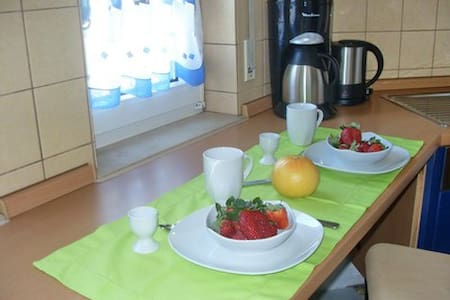 Sunny city apartment for 1-4 people - Esslingen