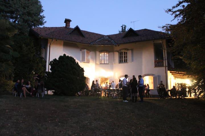 La Villa Bianca: Eventi