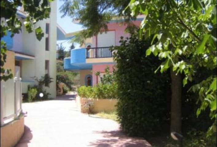 apartment for 4-Ialyssos!  - Trianta - Apartamento