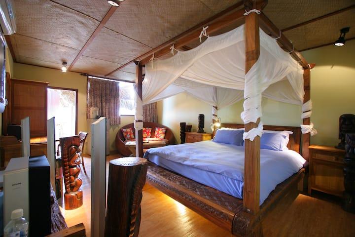阿飛衝浪旅店-三樓面海雙人房