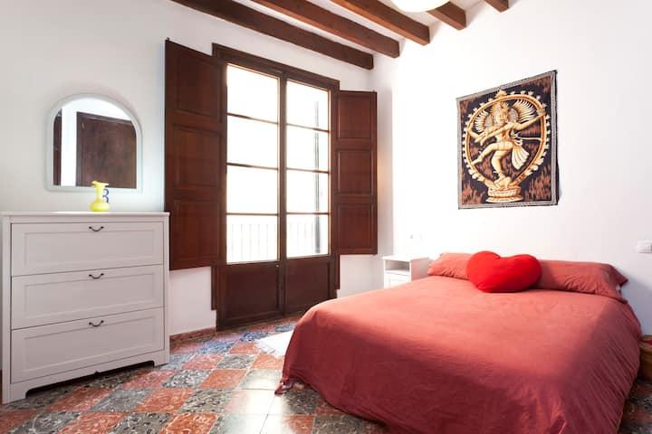Habitación centro histórico Palma