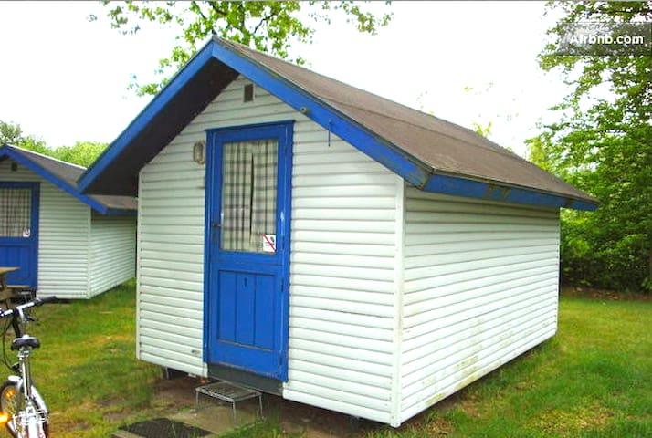 Cabin 1 at Sunds Sø Camping  - Sunds - Houten huisje