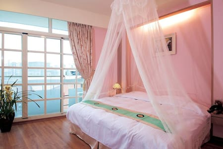 306 粉紅童話 - 浪漫2人房 Pink Romantic - Lugang Township - Bed & Breakfast