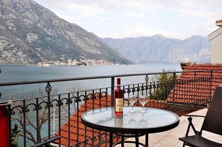 Waterfront spacious villa