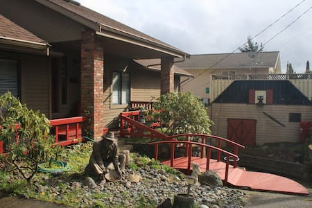 Panoramic Ocean View Suite in Colwood/Langford. - Victoria - Wohnung