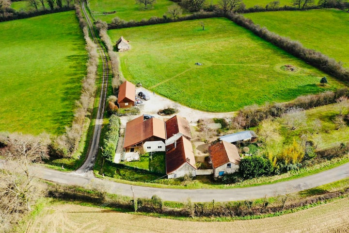 The Sage Farm just 4km from Magny-Cours