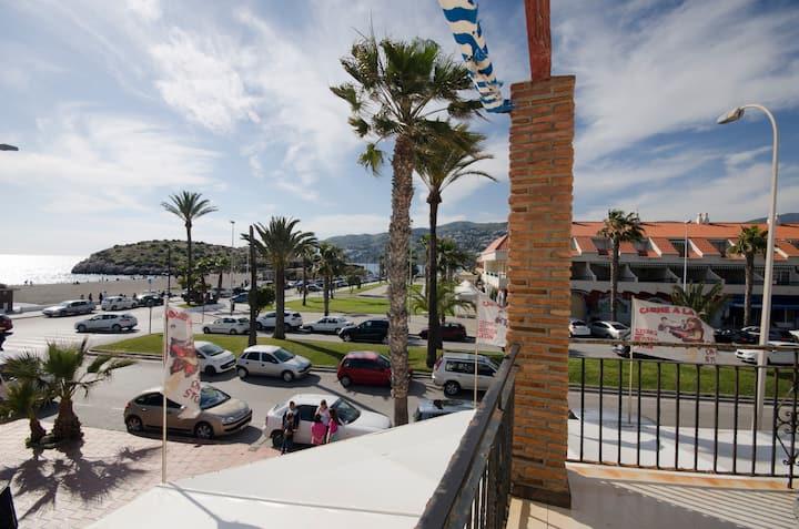 apartamento Salobreña primera linea de playa