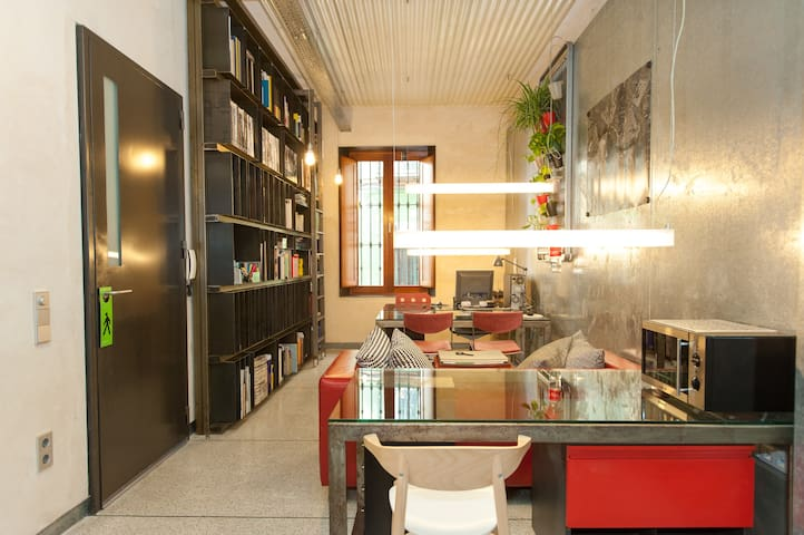 stay in a new contemporary space - Siviglia - Loft