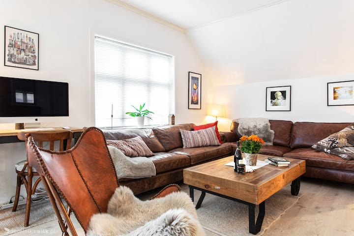 Central cozy apartment