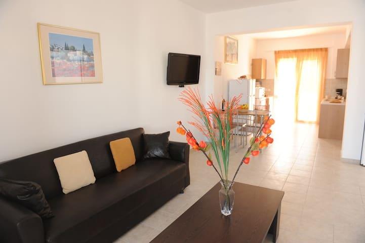 Gennadi Garden 1bdr apartment  - Rhodes - Apartment