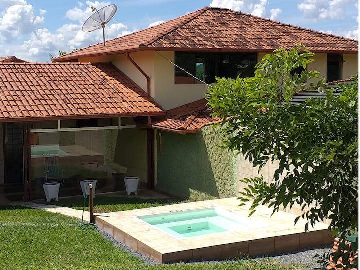 Casa aconchegante próximo a Lagoa Central
