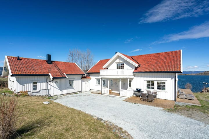 Cottage on Tautra, Frosta Trondheim