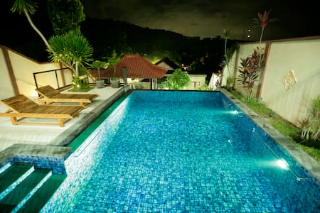 Villa Mataano BnB (all rooms) - Batu Layar - Willa
