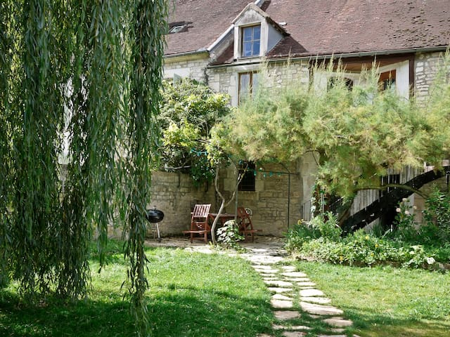 Charming  house in Burgundy 6p. - Junay - Rumah