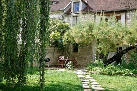 Charming  house in Burgundy 6p. - Junay - Haus
