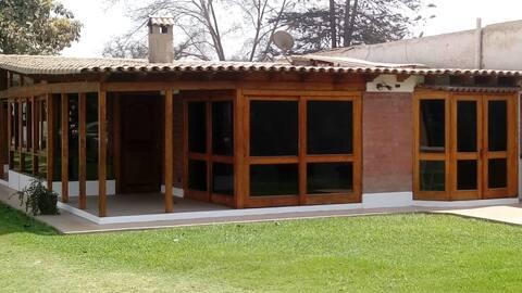 Casa de campo en Chaclacayo