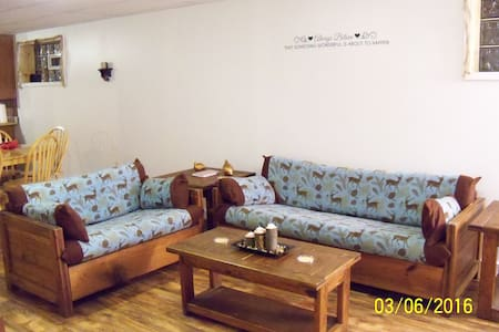 Spacious Home Away from Home - Fayette City - 公寓