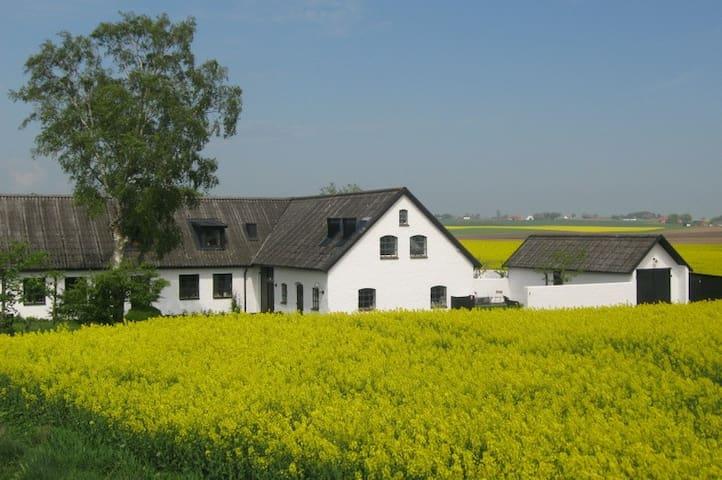 Exklusivt boende på vackra Österlen - Glivarp - Casa de huéspedes