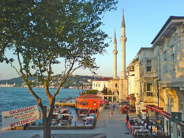 CHARMING OTTOMAN HOUSE in ISTANBUL - Istanbul - Huis