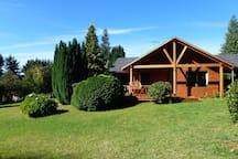 3 Bedroom House views of the Villarrica Volcano