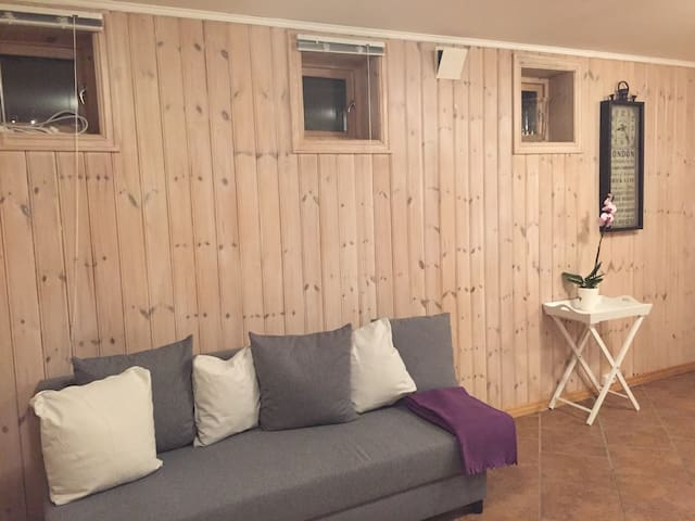 Private appartment in villa. Ski, Akershus, Norway