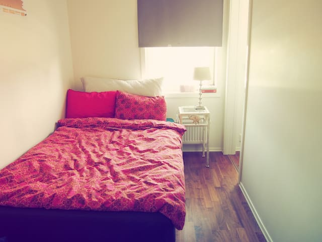 Bedroom for 1-2 near city centre! - Oslo - Lejlighed
