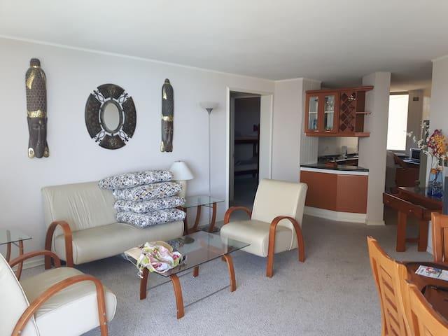 San Alfonso del Mar, Comfortable apartment... - Algarobbo - Apartment
