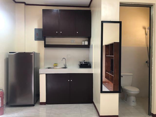 Florena Apartment *NEW* 1 Bedroom Unit in Cubao C